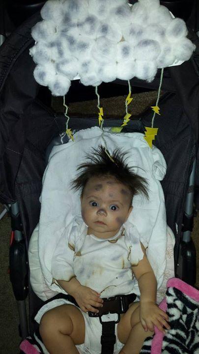 ideias fantasias halloween18 - 25 Ideias de disfarces de Halloween para bebes e crianças