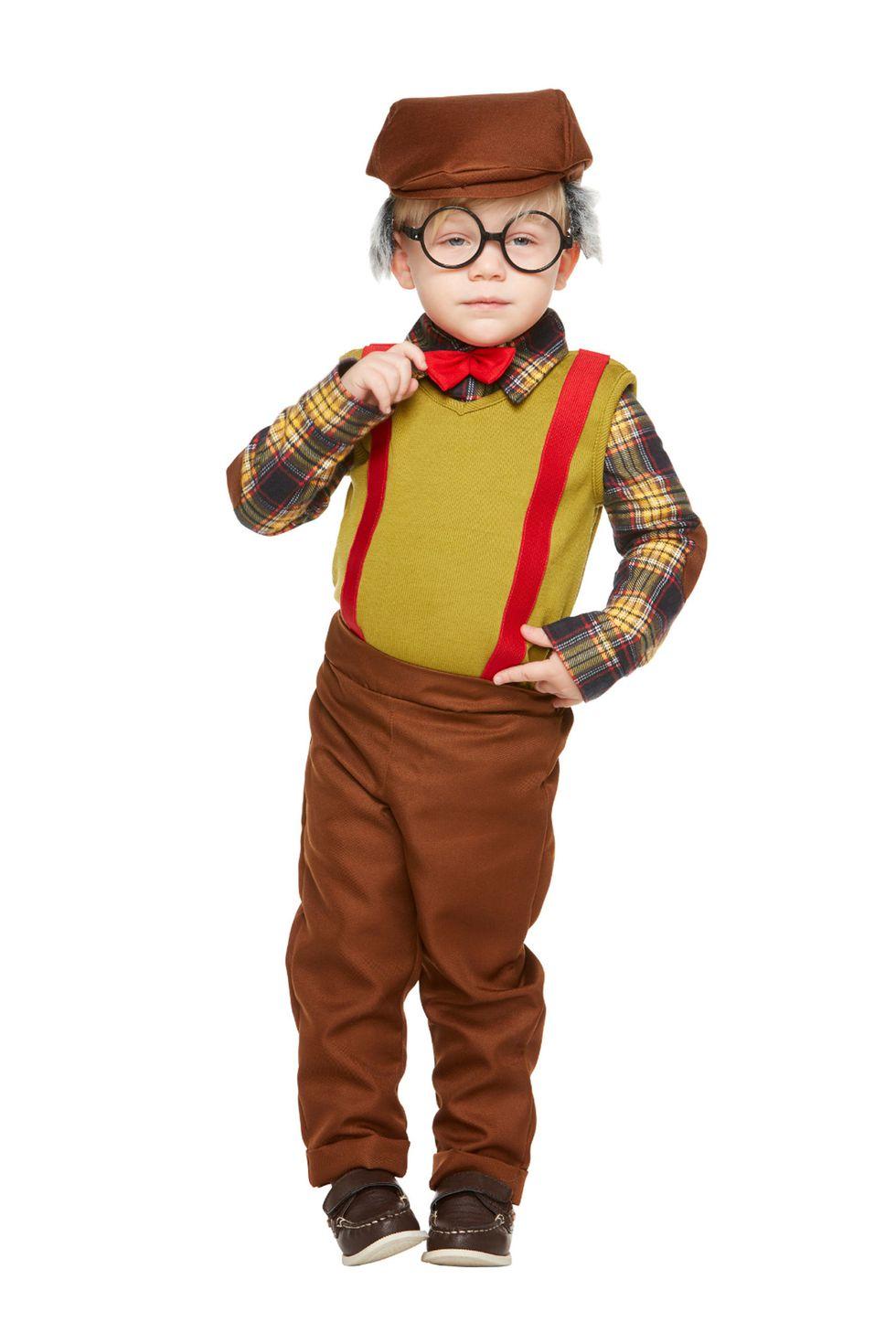 ideias fantasias halloween2 - 25 Ideias de disfarces de Halloween para bebes e crianças