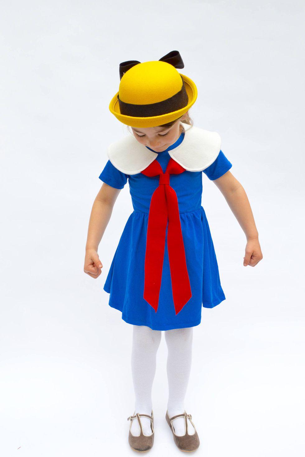 ideias fantasias halloween5 - 25 Ideias de disfarces de Halloween para bebes e crianças