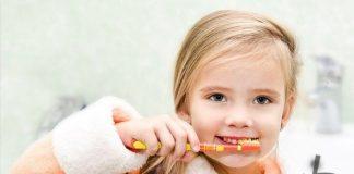 Primeiro dente de Leite