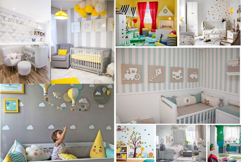 quarto bebe decoracao-madeira-cor