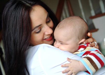 10 razões pelas quais os bebês choram e como acalmá los fotos foto 5 - 10 razões pelas quais os bebês choram e como acalmá-los: fotos