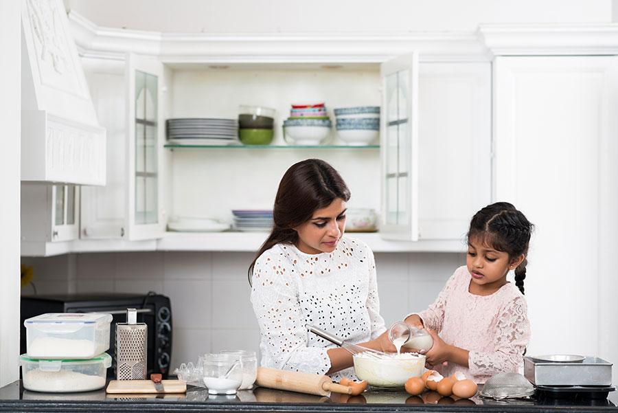 Divisão de Tarefas Domésticas com as Crianças1 - Divisão de Tarefas Domésticas com as Crianças