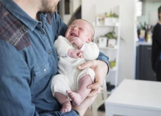 Sete razões pelas quais os bebês choram e como acalmá-los