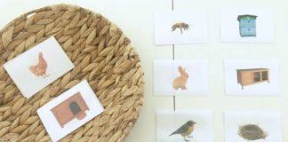 O que são materiais Montessori e o que é que os distingue
