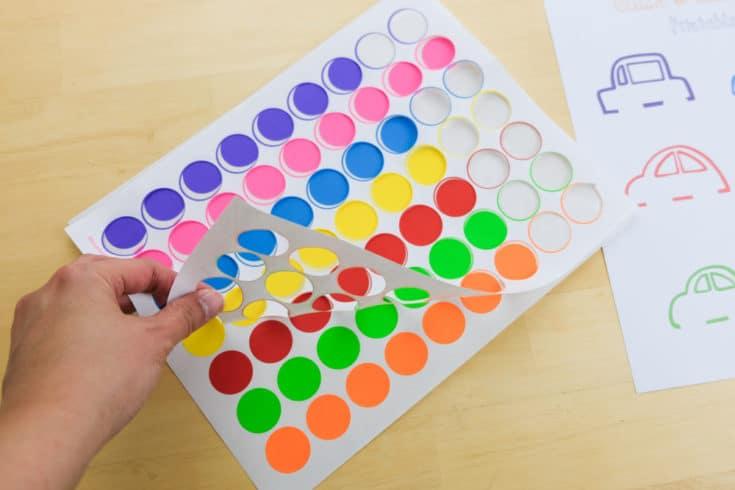 Carros para aprender as cores letras e números3 - Aprender as cores, letras e números