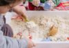 Como preparar areia caseira