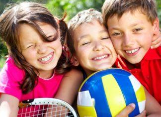 Crianças - Exercício Físico ou Esportes
